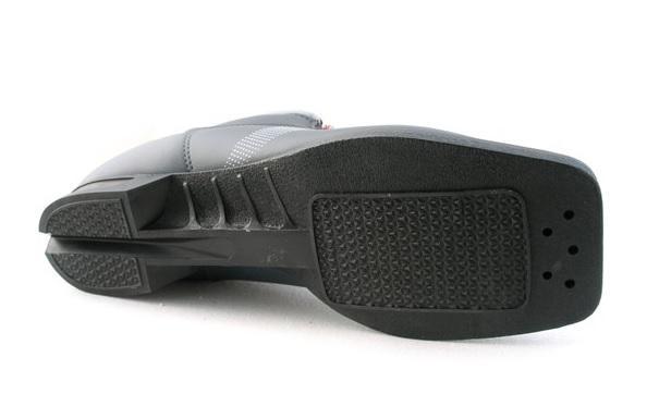 Běžkové boty Botas Altona černo   stříbrná NN 75 (25-36) - Manvel.cz 45d0e6f5fc