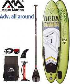 Paddleboard Aqua Marina Thrive Set - model 2019