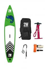 Paddleboard 2W Touring 12´6