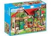 Playmobil Velká farma 6120 + dárek zdarma