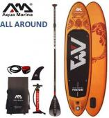Paddleboard Aqua Marina Fusion Set - model 2019